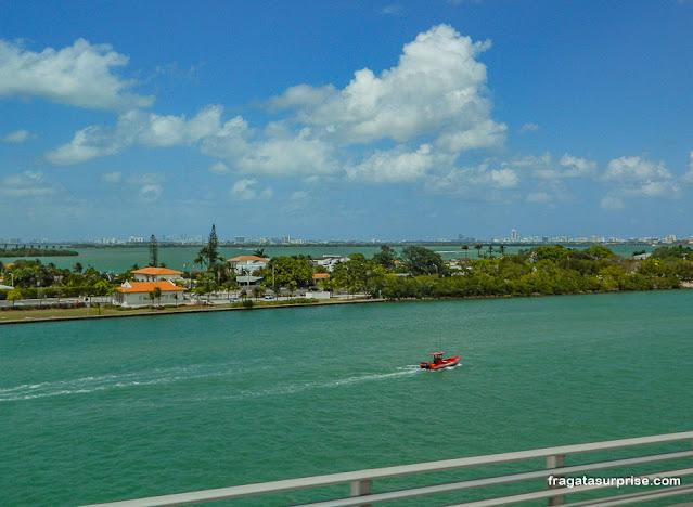 Palm Island, Baía de Biscayne, Miami