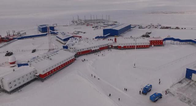 جنرال أمريكي يشعر بالقلق إزاء تفوق روسيا في القطب الشمالي