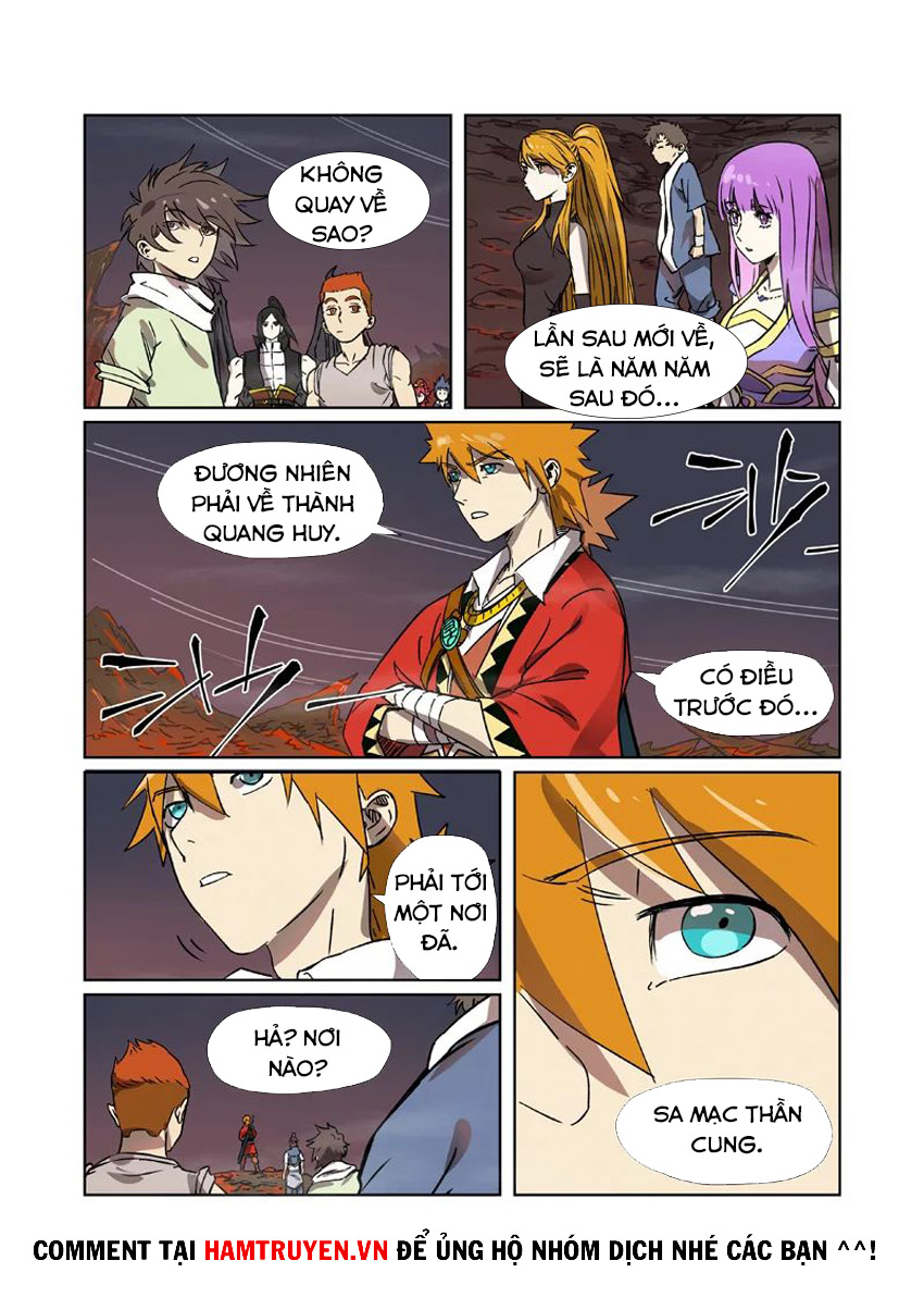 Yêu Thần Ký chap 288 - Trang 8