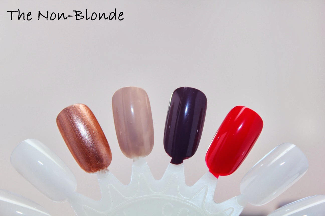 What's On My Nails These Days? | The Non-Blonde