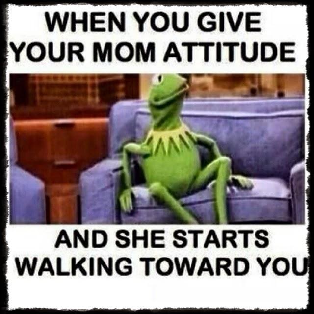 Mom Attitude
