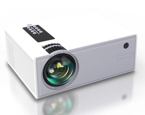 Yaber Y61: proyector Full HD de hasta 200 pulgadas con Wi-Fi y brillo de 5.800 lúmenes