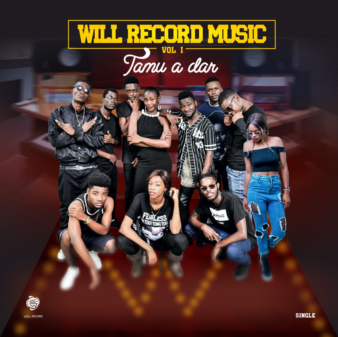 TAMU A DAR - WILL RECORD MUSIC