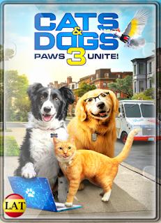 Como Perros y Gatos 3: ¡Todos a Una! (2020) DVDRIP LATINO