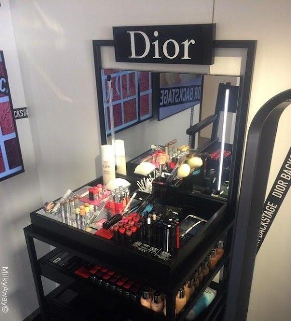 Coiffeuse Dior