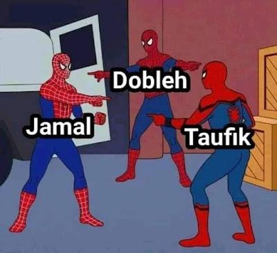 meme arif budiman