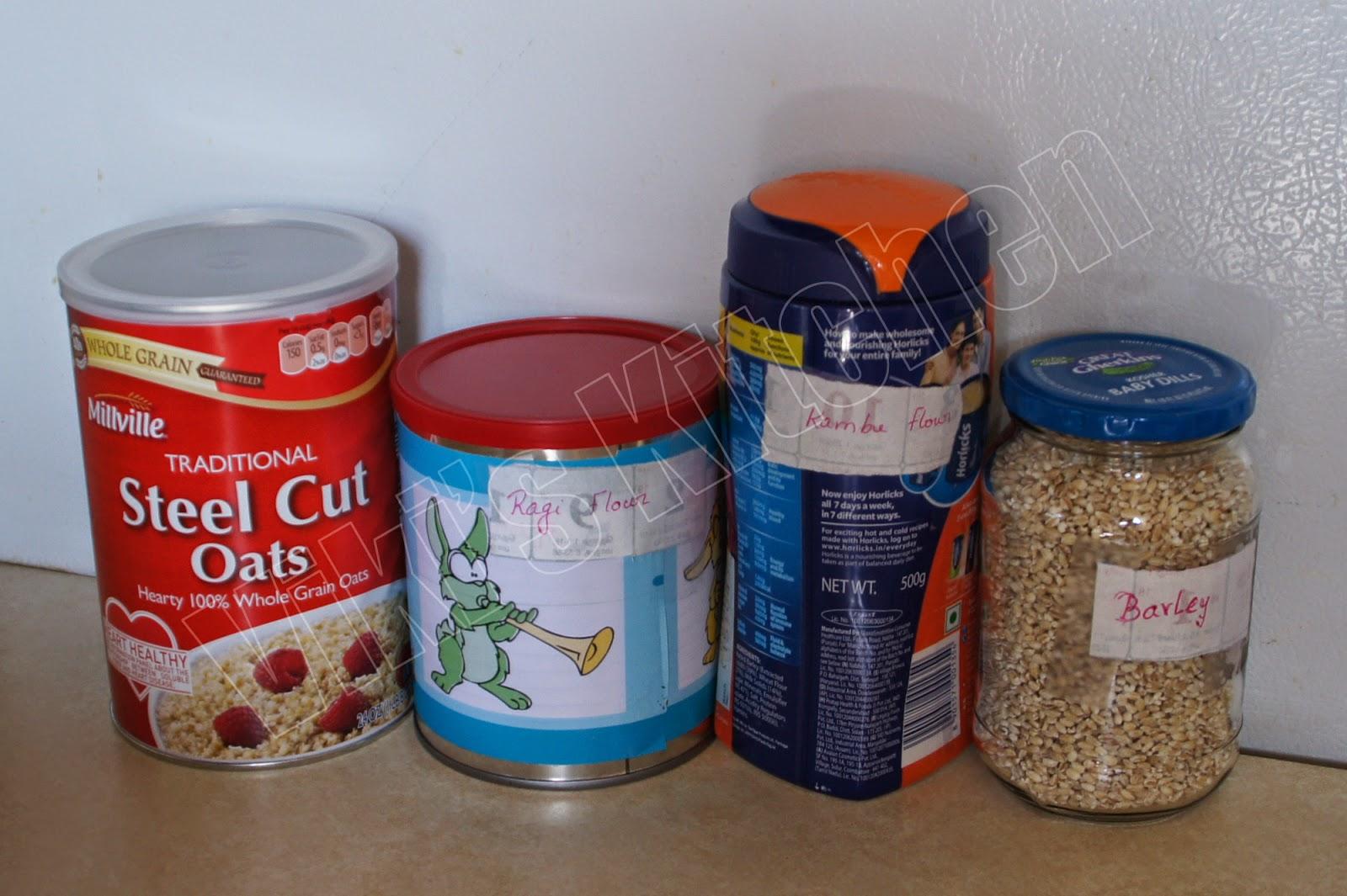 how to make barley flour porridge