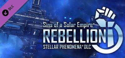 تحميل لعبة حروب المجموعة الشمسية Sins of a Solar Empire: Rebellion Stellar Phenomena مجاناً
