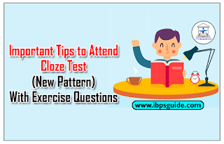 Crack English Session (Day-3): Important Tips to Attend Cloze Test (Based on New Pattern) Along with Exercise Questions