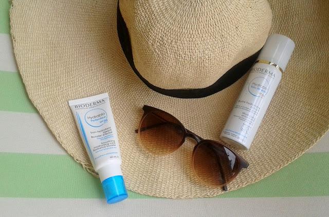 summer essentials, bioderma, hydrabio perfecteur, hydrabio eau de soin,