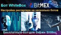 WhiteBox бот - запуск рестартера на несколько копий ботов