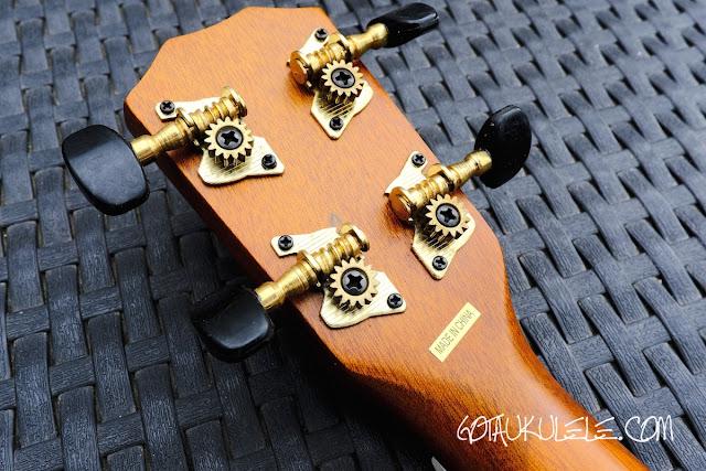 kahuna laser etched soprano ukulele tuners