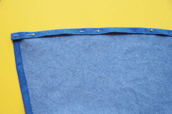 How to hem the Miette skirt - Tilly and the Buttons