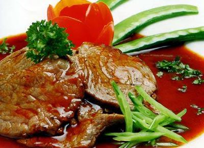 Biến tấu từ thịt bò