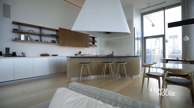 53 Interior Design Photos vs. Jenga Building Penthouse Tour With Architect Denis Schofield