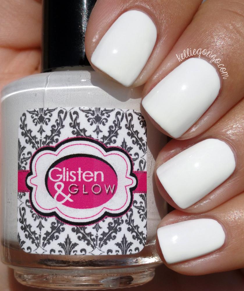 Glisten & Glow Wedding Gown White