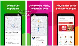 Gojek - Transportasi Ojek, Delivery, Pembayaran