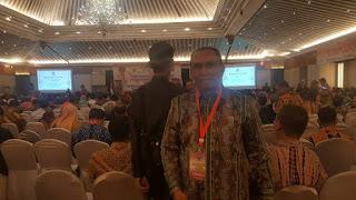 Ketua DPRD HM Yunus Hadiri Raker Keuangan Daerah di Jakarta