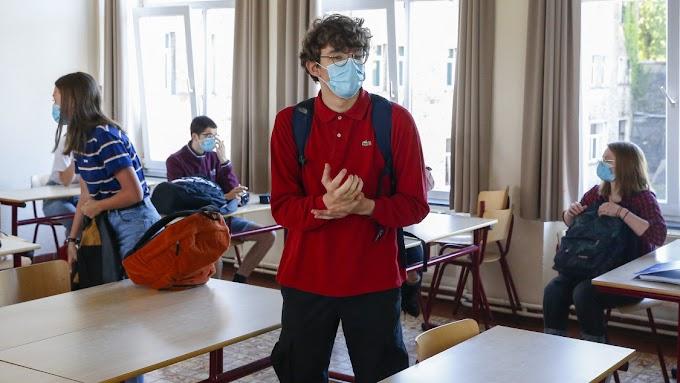 Belgiumban több iskolát újra be kellett zárni a fertőzések miatt