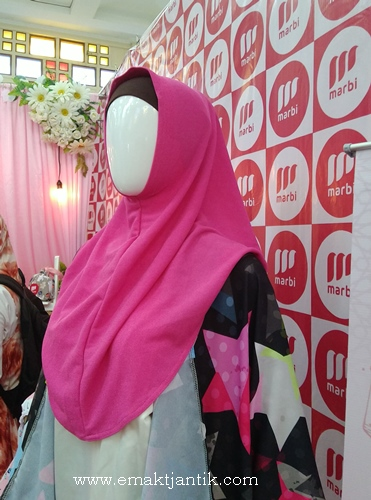 jilbab instan terbaru