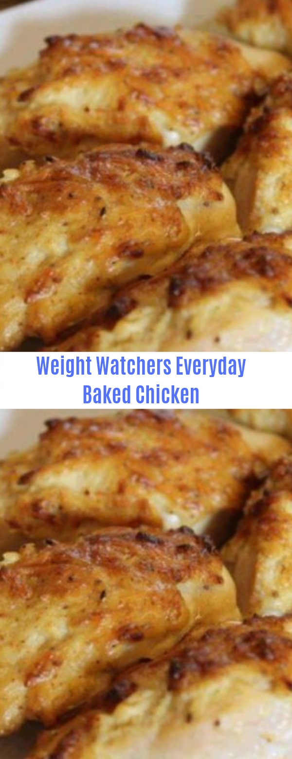 Weight Watchers Everyday Baked Chicken