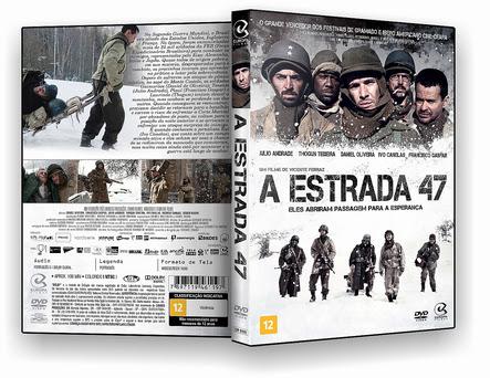 A Estrada 47 (2013) DVD-R OFICIAL
