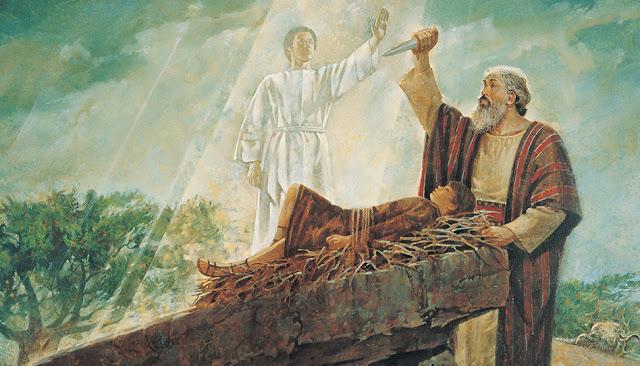 Qual os plano de Deus para abraão e Isaque