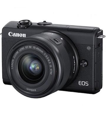 Canon EOS M200 DSLR Firmware Full Driversをダウンロード