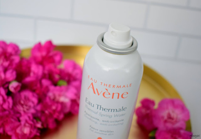 woda termalna Avene opinie
