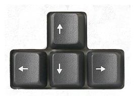 Flechas teclado