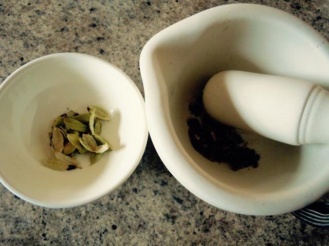 Cardamum pods