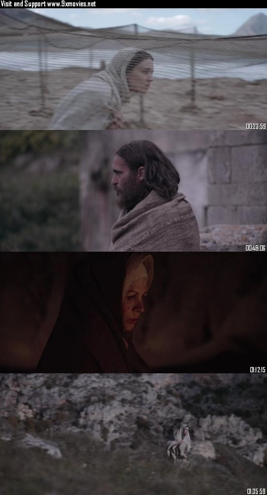 Mary Magdalene 2018 Dual Audio Hindi 720p BluRay 1GB