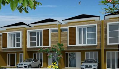 Rumah dijual di jakarta timur bisa Kpr/Cash,Cluster Tamini Garden Lubang Buaya