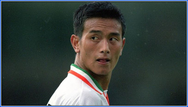 Former Indian football captain and working president of Hamro Sikkim Party (HSP), Bhaichung Bhutia