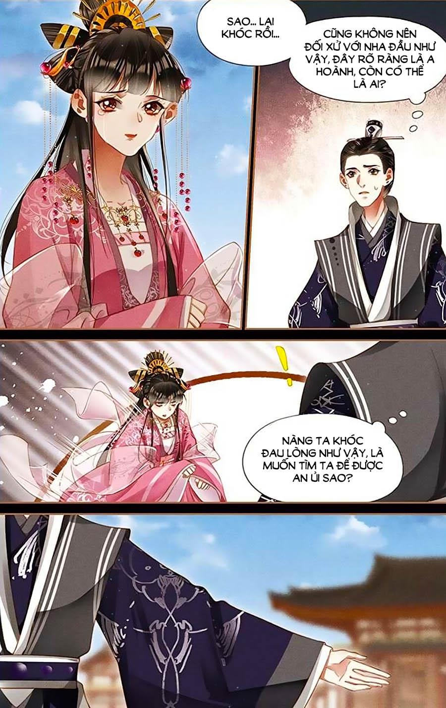 Thần Y Đích Nữ chap 279 - Trang 5