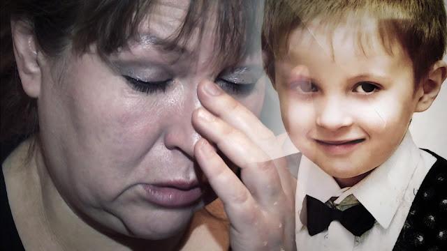 7-летний Степа, избитый в приемной семье, умер после 9 месяцев комы