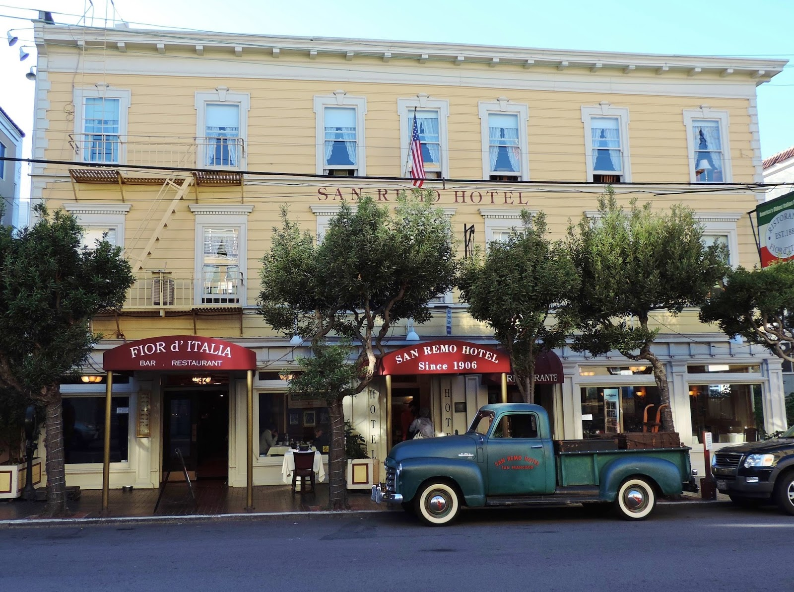Travel with Kevin and Ruth!: The Historic San Remo Hotel ...
