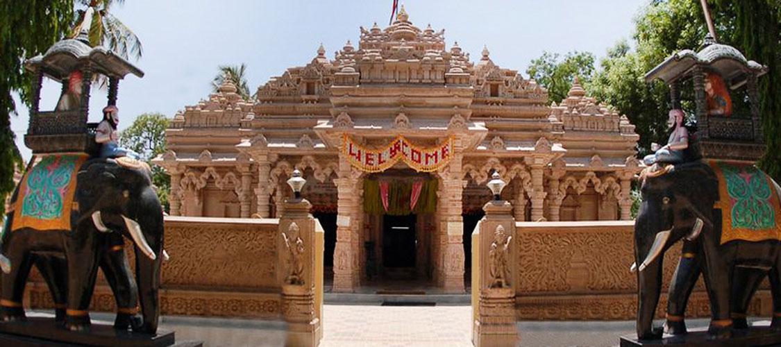 Kolanupak Swetamber Jain Mandir