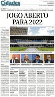 Em crise, Correio Braziliense perde espaço e leitores