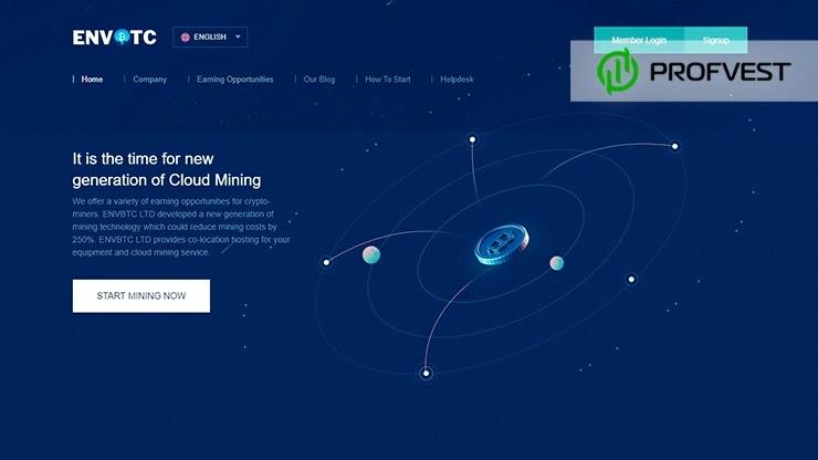 Envbtc обзор и отзывы HYIP-проекта