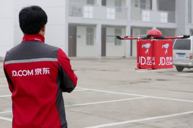 JD.com is An Amazon Competitor
