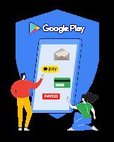 소비자는 구글플레이에서 다양한 결제수단을 통해 안전하고 편하게 디지털 콘텐츠를 구매할 수 있습니다.