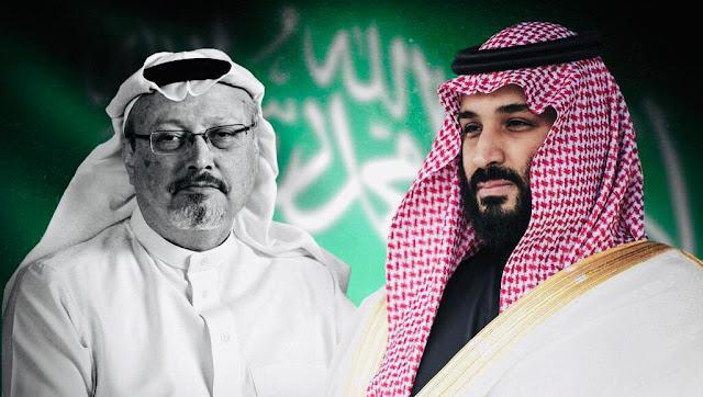 """السعودية توزع 127 سنة سجنا نافذا في حق 8 أشخاص في قضية مقتل الصحافي خاشقجي والأمم المتحدة وتركيا تصف المحاكمة بـ""""غير المشروعة""""✍️👇👇👇"""