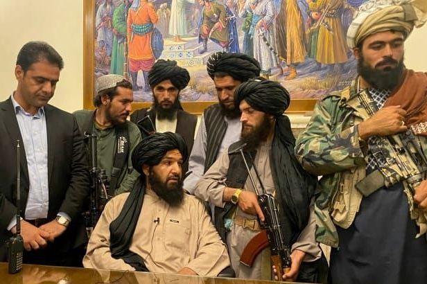 WOW! Berhasil Rebut Afghanistan, Taliban Disebut Kuasai 'Harta Karun' Senilai Rp 43.163 Triliun