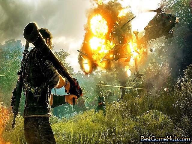 Just cause 4 Torrent Full Version Free Download