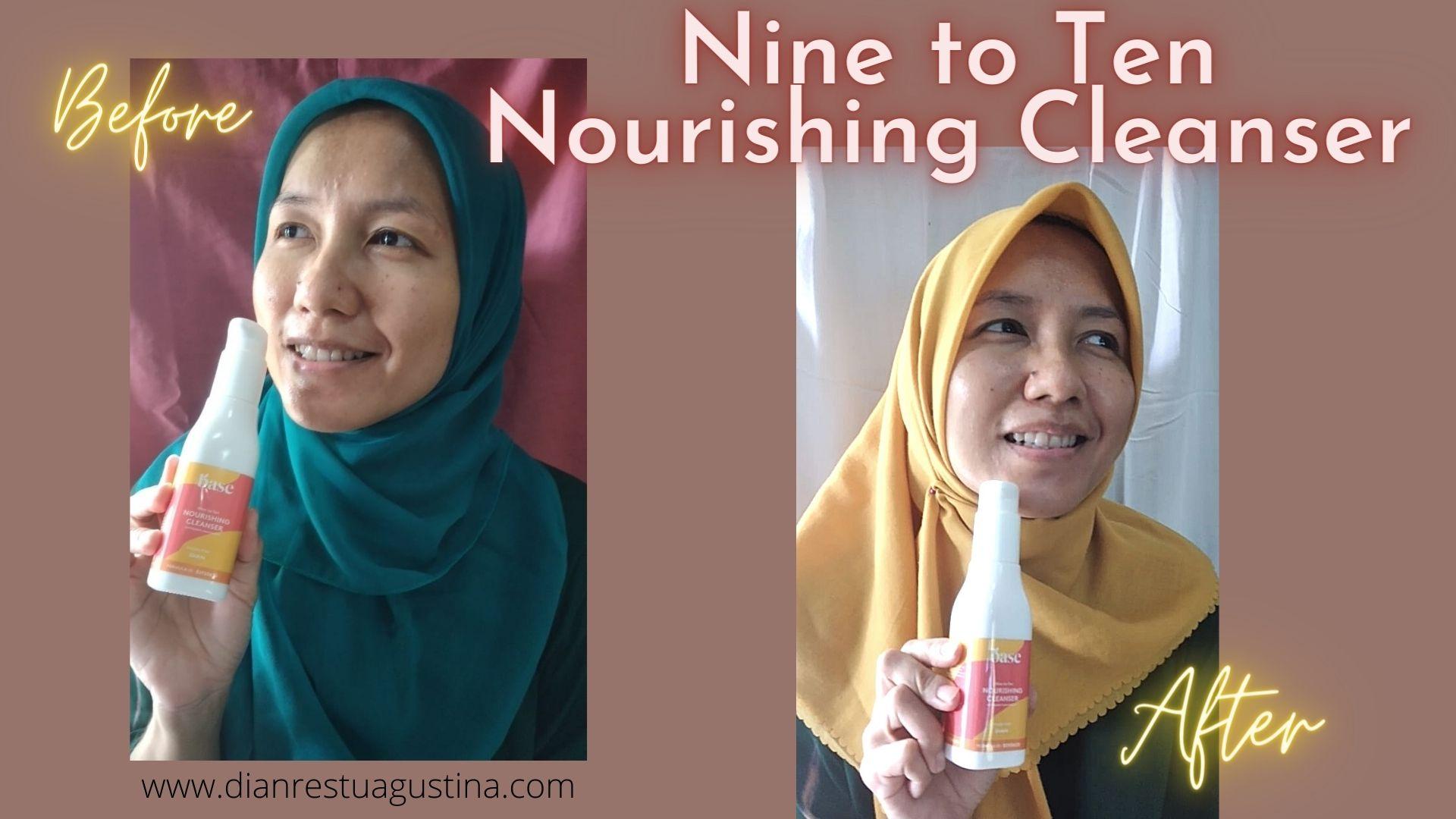 Review Nine to Ten Nourishing Cleanser BASE