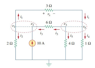 supernode analysis examples