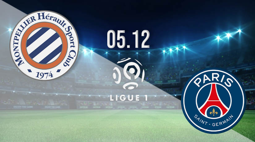 بث مباشر مباراة باريس سان جيرمان ومونبيليه