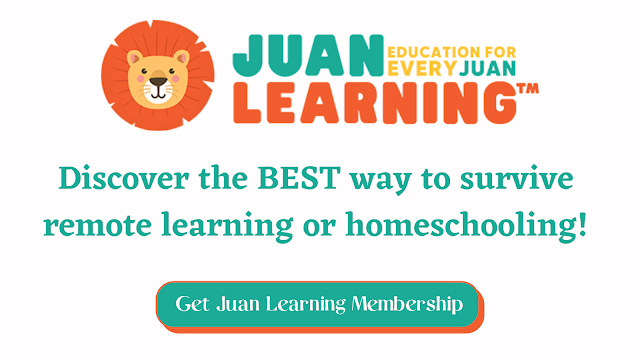 Juan Learning collab Life with ZG. For homeschooling parents.