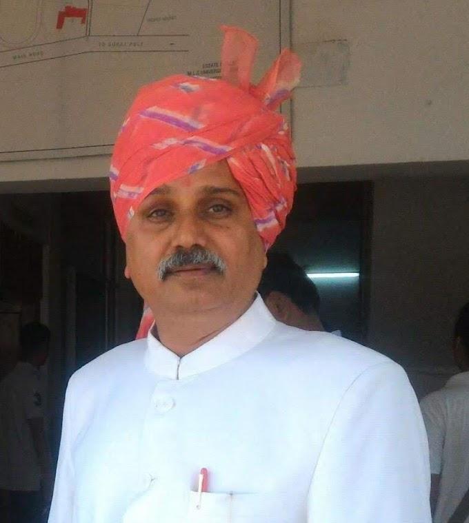 MLSU-Udaipur- प्रोफसर मदनसिंह राठौड़,मोहनलाल सुखाड़िया विश्विद्यालय उदयपुर के प्रबन्धन मंडल के सदस्य मनोनीत